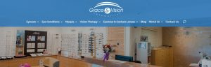 Grace and Vision Optometrists in Brisbane