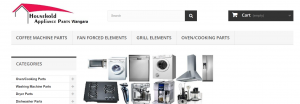 Household Appliance Parts in Wangara, Perth