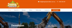 Integrity Demolition Services in Newcastle