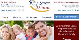 King Street Dental Orthodontic Practice in Newcastle