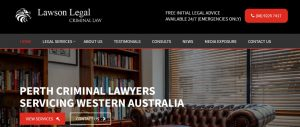 Lawson Legal Criminal Lawyers in Perth