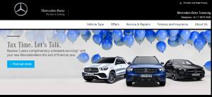 Mercedes-Benz Dealer in Toowong, Brisbane