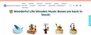 Monsterthreads Gift Shop in Melbourne