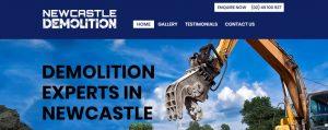 Newcastle Demolition Services