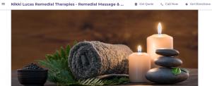 Nikki Lucas Remedial Therapies in Adelaide