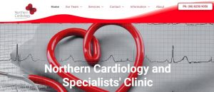 Northern Cardiology Clinic in Adelaide
