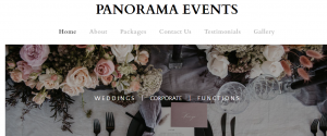 Panorama Event Planner in Gold Coast