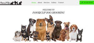Paws2Clip Dog Grooming in Perth