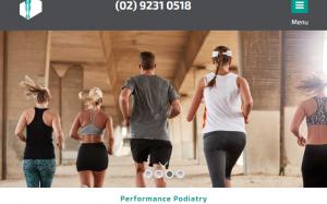 Performance Podiatry Sydney