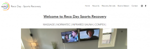 Reco Day Sports Recovery Massage Therapists in Adelaide