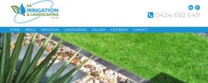 SA Irrigation and Landscaping in Adelaide