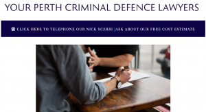 Scerri Legal Criminal Lawyers in Perth