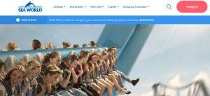 Sea World Tourist Attraction in Gold Coast