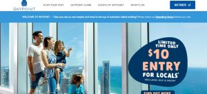 Skypoint Tourist Attraction in Gold Coast