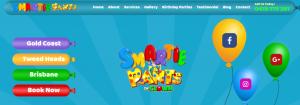 Smartie Pants Face Painters in Gold Coast