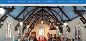 St John's Anglican Church in Newcastle