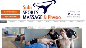 Subiaco Sports Massage Clinic in Perth