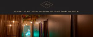 Temple Massage and Spa in Adelaide