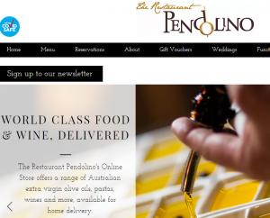 The Restaurant Pendolino Italian Restaurant in Sydney