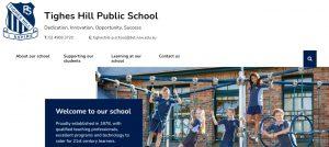 Tighes Hill Public School in Newcastle