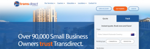 Transdirect Courier Services in Perth