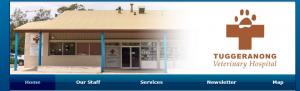 Tuggeranong Veterinary Hospital in Canberra