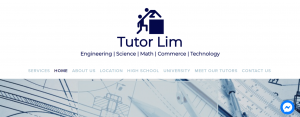 Tutor Lim Services in Melbourne