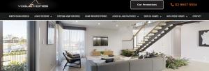 Vogue Home Builders in Sydney