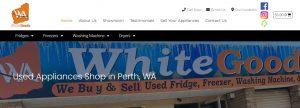 WA White Goods Refrigerator Store in Perth