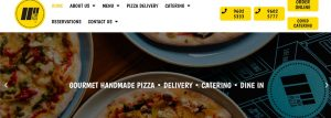11 Inch Pizza Delivery and Takeaway in Melbourne