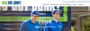 1800-GOT-JUNK Rubbish Removal in Perth