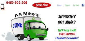 AA Mike's Junk Removal in Perth