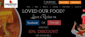 Aagaman Indian Nepalese Restaurant Delivery and Takeaway in Melbourne