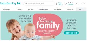 Baby Bunting in Brisbane