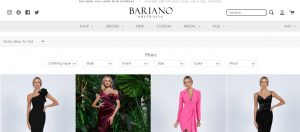 Bariano Formal Wear in Melbourne