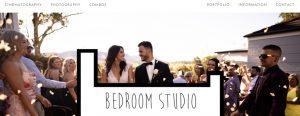Bedroom Studio Wedding Photographers in Newcastle