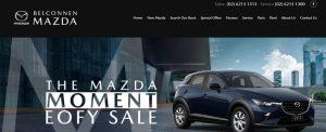 Belconnen Mazda Dealer in Canberra