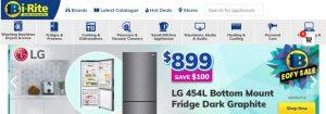 Bi-Rite Home Appliances Refrigerator Store in Brisbane
