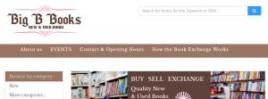 Big B Books in Gold Coast