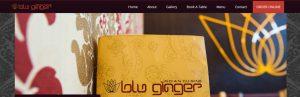 Blu Ginger Indian Restaurant in Canberra