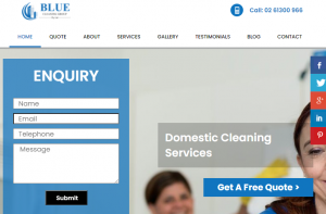 Blue Cleaning Group Pty Ltd in Canberra