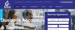Bottrell Chartered Accountants & Tax Agents in Newcastle
