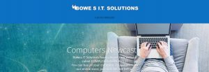 Bowe's IT Solutions Software Retailer in Newcastle