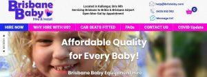 Brisbane Baby Hire