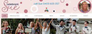 Celebrant Sue Marriage Celebrant in Gold Coast