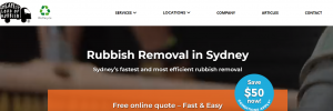 Cheapest Load of Rubbish Removal in Sydney