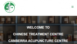 Chinese Treatment Centre for Pain Management in Canberra