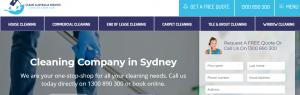 Clean Australia Service in Sydney