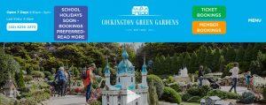 Cockington Green Gardens Theme Park in Canberra