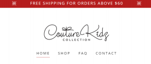 Couturekidz Collection Kids' Clothing in Perth